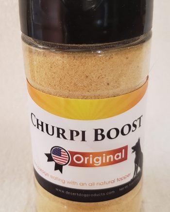 Desert Dog Churpi Boost Food Topper